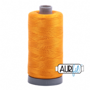 Aurifil 28 Cotton Thread - 2145 (Medium Marigold)